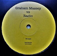 "NEU 12"" Vinyl PROMO Robbie Williams RADIO Exclusive Graham Massey 808 State Mix"