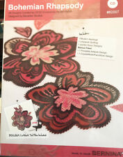 Bernina / Oesd 48 Multi-Format Embroidery Bohemian Rhapsody design Collection/Cd