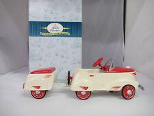 Hallmark Kiddie Car Classics 1940 Custom Roadster with Trailer, Coa, 451-P