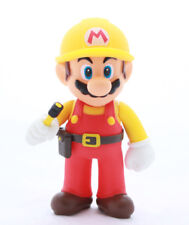 "Mario Maker Super Mario Brothers Bros 5"" Figure Collectible Kids Toy Anniversary"