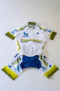 New 2017 Men's Craft Team Novo Nordisk Tresiba EBC Aero SS Cycling Skinsuit, S