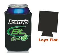 Bud Light Lime 12oz Can coozy - Personalized, Bud Light Lime coolie, neoprene