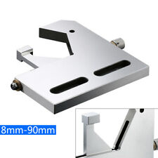Sus440 Stainless Steel Precision vise for dia 8mm to 90mm for Wire Edm machines