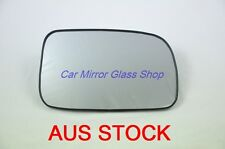 RIGHT DRIVER SIDE TOYOTA COROLLA 2004 to 2007 MIRROR GLASS WITH BACK PLATE