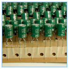 (20pcs) 1000uf 6.3v Sanyo Radial Electrolytic Capacitors CA 6.3v1000uf 8x12mm