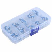 100 Pcs / box RM065 Variable Trimpot Potentiometer Assortment Kit J3U4