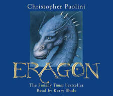 RC 896 Eragon (CD) by Christopher Paolini (CD-Audio, 2005)