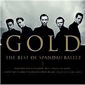 Spandau Ballet - Gold (The Best of , 2008)SEALED SENT 1ST CLASS POST)