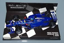 Minichamps F1 1/43 Prost Peugeot Car 2000-Jean Alesi