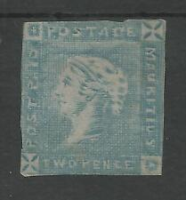 Mint Hinged Single Mauritian Stamps