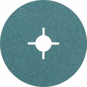 FIBRE DISC (Box of 25) Zirconia 125mm (5in) 60 Grit Sanding Discs Pferd FS125-22