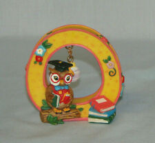 """Mary Engelbreit Me Alphabet Letter """"O"""" ~ O is for Owl and Ornament"""