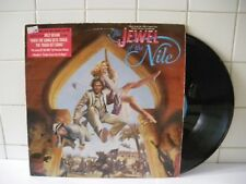 The jewel of the Nile Colonna sonora 1986  LP 33 Giri (BXB69)