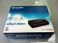 TP-LINK td-8616 ADSL 2+ modem Bridge Annex A-non adatto per la Germania