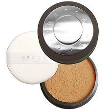 Becca fine loose finshing powder- Carob- NIB 15 g/.53 oz. made in Austraila
