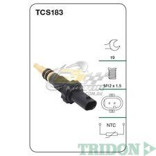TRIDON COOLANT SENSOR FOR BMW X3 05/11-06/13 3.0L(N55B30) DOHC 24V(Diesel)