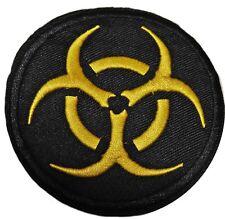 "Resident Evil Biohazard Symbol 3"" Diameter Embroidered Patch"