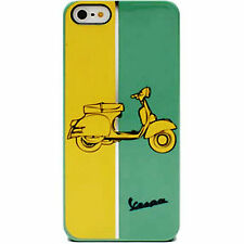 COVER CUSTODIA RIGIDA BICOLORE ORIGINALE VESPA  PER IPHONE 5