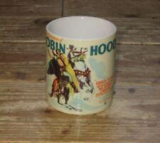 Errol Flynn Robin Hood Advertising MUG Horse