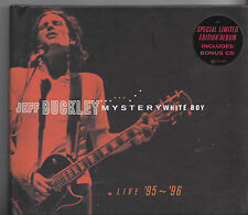 JEFF BUCKLEY CD + 1 CD BONUS EDITION LIMITEE  MYSTERY BOY  LIVE 95 96