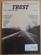 TRUST Nr. 48 - 1994 Johnboy Iconoclast PDCD Voohers Loudspeaker Zeni Geva