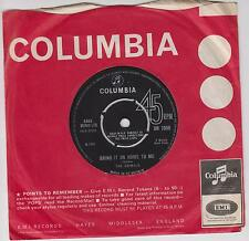 "THE ANIMALS - Bring It On Home To Me - Original 1965 UK Columbia 7"" vinyl single"