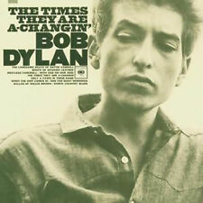 BOB DYLAN THE TIMES THEY ARE A-CHANGIN REMASTERED CD FOLK 2005 NEW
