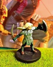 Male Human Fighter D&D Miniature Dungeons Dragons pathfinder paladin WotC half