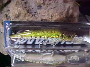 Tsunami 1.0oz Deep Crank Salt/Freshwater Gamefish Lure TSXDC5FX43 in BASS