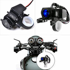 Motorcycle Bike USB CHARGER with Cigarette Lighter For ROYAL ENFIELD, ALL BIKES