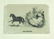 Vintage Air France Bridge Size Deck of Playing Cards New/Sealed