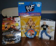 STONE COLD STEVE AUSTIN WWF DEAL KAY BEE EXCLUSIVE, SPECIAL EDITION & ROAD CHAMP