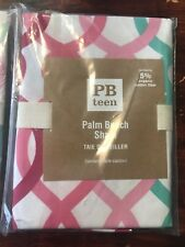 Nip Pottery Barn Teen Pbteen Palm Beach Pillow Sham Standard Limited