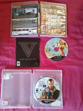 Grand Theft Auto Iv And V Ps3 Gta 4 And Gta 5 PlayStation 3 Bundle