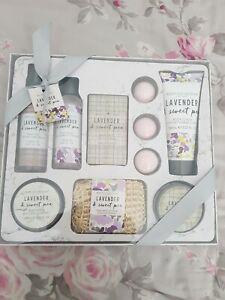Lavender Skin gift set