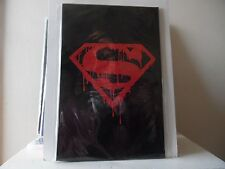 """SUPERMAN"" - #75 - NEVER TAKEN OUT OF BAG - BLACK COVER - ""MINT"""