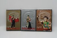 NEW Crying Freeman Vol.1,2,3 Complete Collection R1 ENGLISH JAPANESE LANGUAGES