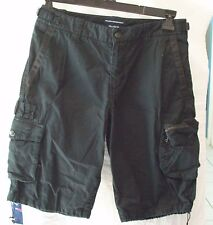 Women's Ralph Lauren Golf Classic Golf Fit Black Shorts Size 8