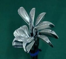 Set of 10 x Ben Hogan Radial Irons 1-PW Seniors Steel Shafts Golf Pride Grips