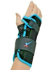 Carpal Tunnel Wrist Support, Wrist Brace > Pull-Lacer Tab Fastening & Palm Stay