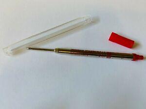 Pelikan Perfect Kugelschreibermine Ballpoint  237 M Rot 92 B 997 RAR