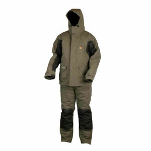 Prologic HighGrade Thermo Suit Waterproof Suit Jacket + Bib & Brace Fishing Carp