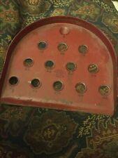Vtg Rare Girard Toys Skee Ball Marble Game