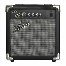 Small Guitar Amplifier, Compact Practice Amp, Easy to Carry Speaker, Loudspeaker