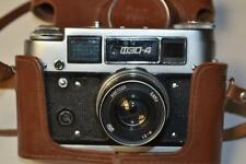 Vintage Russian FED-4 35mm Film Rangefinder Camera in Original Case [PL2290]