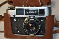 Vintage Russian FED-4 35mm Film Rangefinder Camera in Original Case [PL2290]