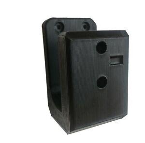 Rifle/AR wall mount Gun Wall Display Mount/ Made In The USA!