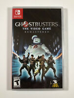 Ghostbusters The Video Game Remastered (Nintendo Switch, 2019) - NEW - Fast Ship
