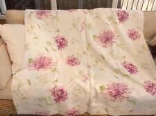 Laura Ashley Singolo Tenda Ninette Berry L 130cm X W 127cm NUOVO