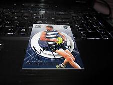GEELONG CATS - MATTHEW SCARLETT SIGNED AFL 2011 SELECT CARD